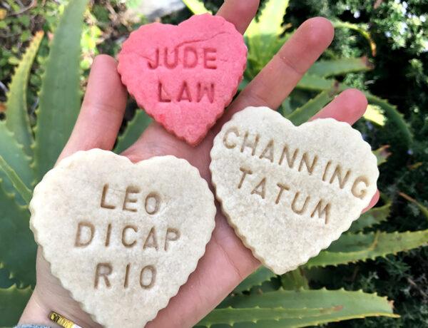 Valentines Cookies DIY