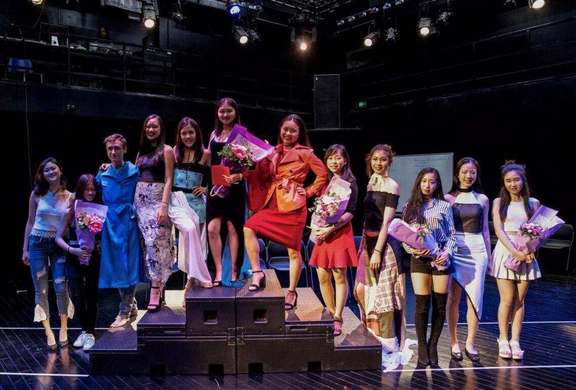 shanghai american school fashion club