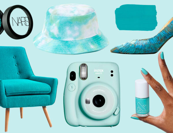 Turquoise is the FC Color Challenge color of the month