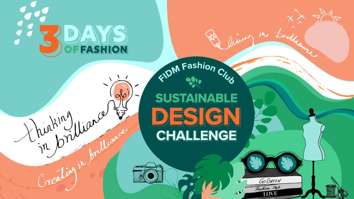 Fashion Club Sustainable Design Challenge