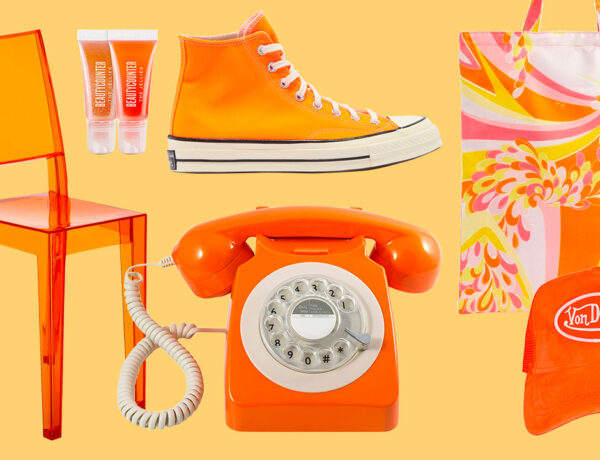 May's Color Challenge is Tangerine