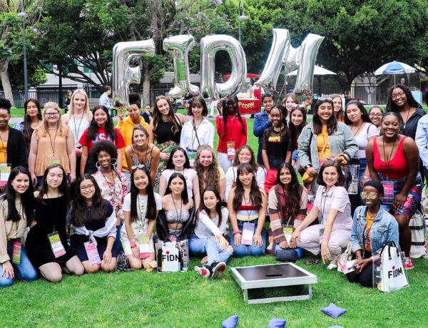 FIDM's 3 Days of Fashion Group Shot