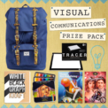 Visual Communications Prize Pack